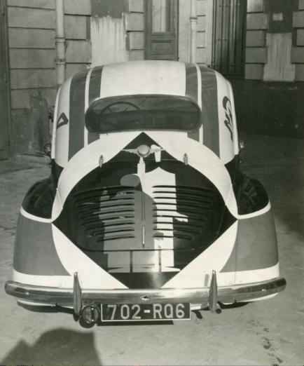Apéritif St Raphaël - voiture