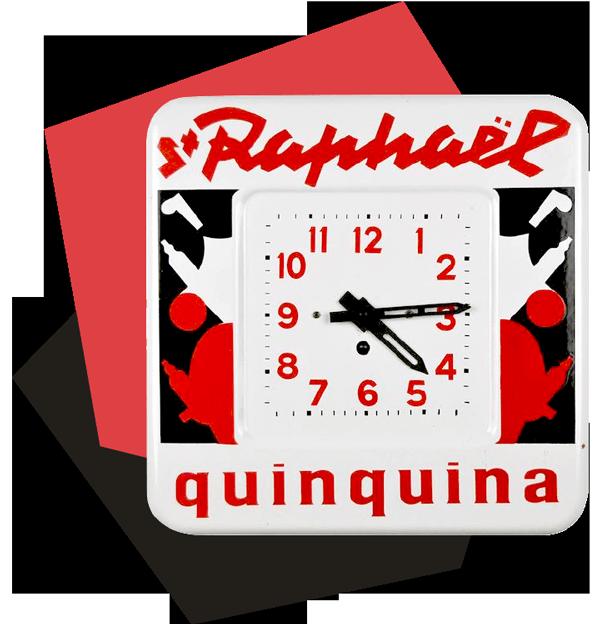 St Raphaël - Horloge