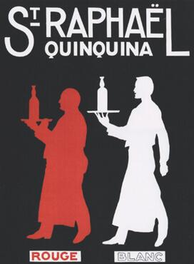 Apéritif St Raphaël - Affiche - Quiquina