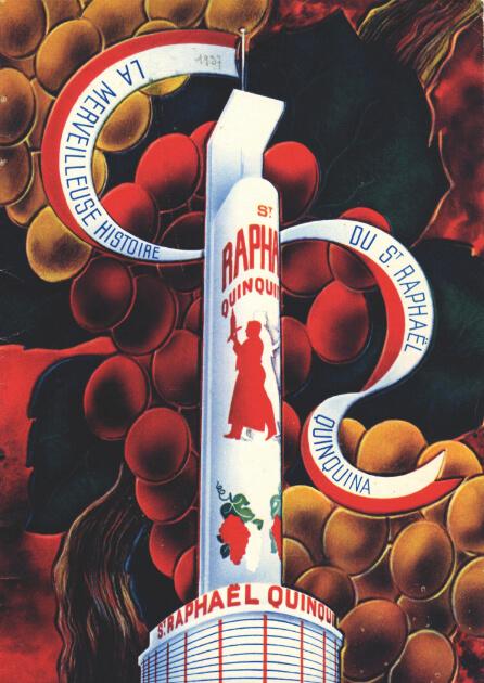 Apéritif St Raphaël - Affiche