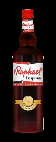 Apéritif St Raphaël - Bouteille - Le quina rouge